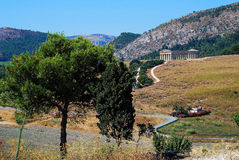 Segesta Royalty Free Stock Images