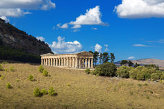 Segesta Royalty Free Stock Image