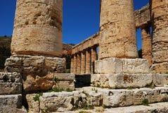 Segesta (Sicília) Imagens de Stock Royalty Free
