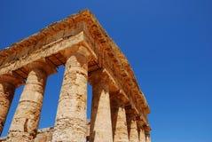 Segesta (Sicília) Fotos de Stock Royalty Free