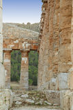 Segesta - Sicília Imagens de Stock
