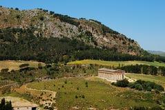 Segesta (Sicilia) Foto de archivo