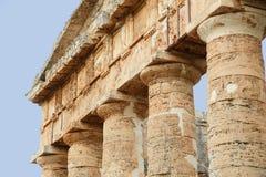Segesta - Sicilia Fotografía de archivo libre de regalías