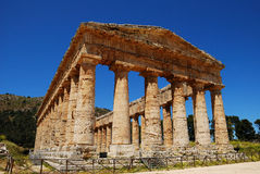 Segesta (Sicily) Stock Photography