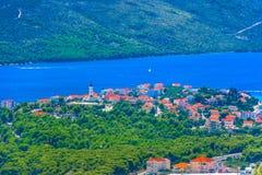 Seget Vranjica in Croatia, Dalmatia. stock photography