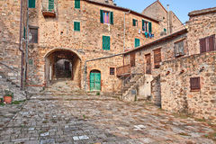 Seggiano, Grosseto, Tuscany, Italy Royalty Free Stock Photo