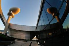 Segla det ljusa tornet Fotografering för Bildbyråer