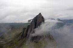 Segla mountain, Norway, Senja Stock Photos