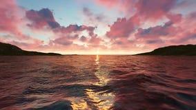 Segla på havet arkivfilmer