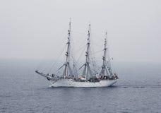 segla ship arkivbilder
