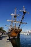 Segla ship 2 Royaltyfri Bild