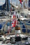 segla ship Fotografering för Bildbyråer