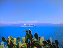 Segla ut på havet Royaltyfri Bild