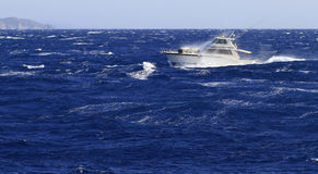 segla yacht royaltyfri foto