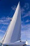 seglar wind Royaltyfria Foton