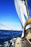 segling Royaltyfria Bilder