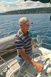 segling Fotografering för Bildbyråer