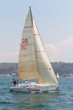 segling 2011 för bosphorussamlingskopp w royaltyfri bild