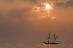 segling Royaltyfri Foto