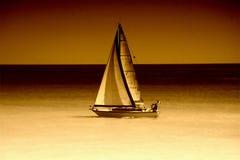 segling Royaltyfri Fotografi