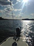 segling Royaltyfri Bild