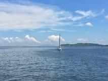 segling Arkivfoto
