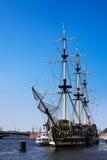 seglingskyttel Arkivfoton