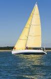 seglingsommartid royaltyfria bilder