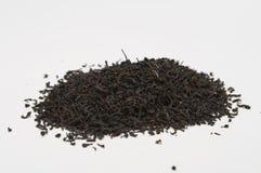 Segment de mémoire de thé noir Photographie stock libre de droits