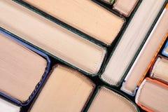 Segment de mémoire de vieux livres Photos libres de droits