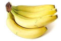 Segment de mémoire des bananes Images stock