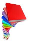 Segment de mémoire des livres Photos libres de droits