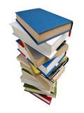 Segment de mémoire des livres Photos stock