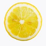 Segment du citron Photos libres de droits