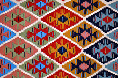 Segment handmade dywany Fotografia Royalty Free