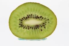 Segment kiwi Stock Image