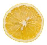 Segment of lemon Royalty Free Stock Images