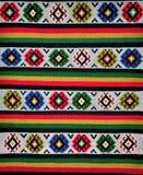 Segment wyplatający dywany Zdjęcie Stock