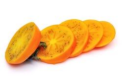 Segmentos de la fruta imagen de archivo