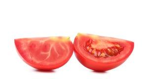 Segments of tomato. Stock Photography