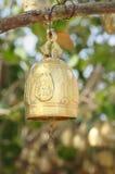 Segnalatore acustico buddista fotografia stock