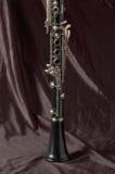 Segnalatore acustico del Clarinet Fotografia Stock