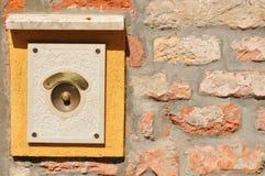 Segnalatore acustico dell'anello Fotografia Stock