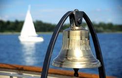 Segnalatore acustico della nave Fotografia Stock Libera da Diritti
