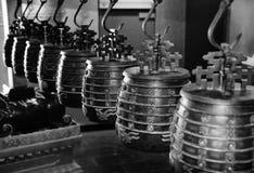 Segnalatori acustici cinesi antichi Fotografia Stock Libera da Diritti