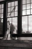 Segnalatori acustici di banco antiquati   Fotografia Stock