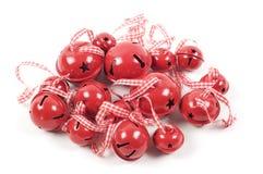 Segnalatori acustici di Natale Immagine Stock