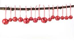Segnalatori acustici di Natale Fotografia Stock