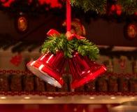 Segnalatori acustici di Natale Immagine Stock Libera da Diritti