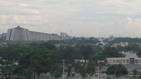 Segnale del ` s di Columbus Santo Domingo, Repubblica dominicana archivi video